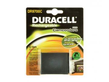 Baterie do videokamery Sony HDR-TD10/HDR-UX3E/HDR-UX7E/HDR-XR105E/HDR-XR150/HDR-XR155E/HDR-XR155EB/HDR-XR160/HDR-XR160EB/HDR-XR350, 3150mAh, 7.4V, DR9706C