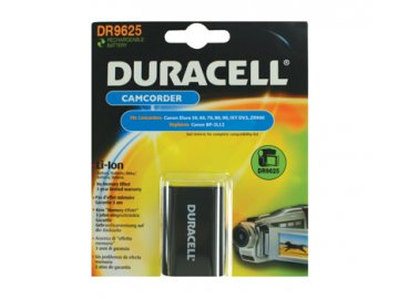 Baterie do videokamery Canon ZR600/ZR700/ZR800/ZR830/ZR850/ZR900/ZR930/ZR950/ZR960, 1300mAh, 7.4V, DR9625