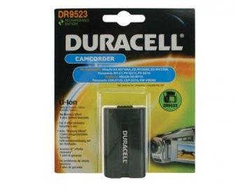 Baterie do videokamery Hitachi/Panasonic DZ-MV230E/DZ-MV270/DZ-MV270A/DZ-MV270E/AG-DVC15/AG-DVC200/AG-DVC30/AG-DVC60/AG-DVC7/AG-DVX100, 1100mAh, 7.4V, DR9523