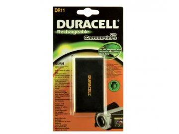 Baterie do videokamery Sharp VL-HL100U/VL-HL3/VL-HX10U/VL-L390/VL-M6/VL-M6C-GY/VL-M6U/VL-M6U-GY/VL-M6U-SL/VL-MX6U, 4200mAh, 6V, DR11