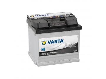 Autobaterie VARTA BLACK Dynamic 45Ah, 12V, B20