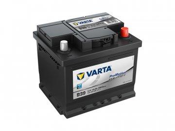 Autobatérie VARTA PROMOTIVE BLACK 45Ah, 300A, 12V, B39