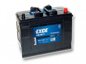 Autobaterie EXIDE StartPRO 110Ah, 12V, EG1102