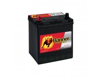 Autobaterie Banner Power Bull P40 27, 40Ah, 12V ( P4027 )