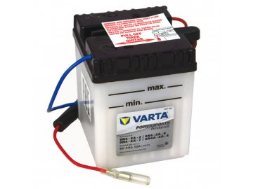 Motobatérie VARTA 6N4-2A-4, 4Ah, 6V