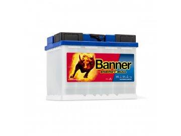 Trakčná baterie Banner Energy Bull 955 01, 60Ah, 12V (95501)