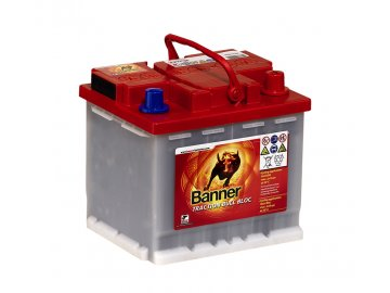 Trakčná baterie Bloc 6 PzF 36, 50Ah, 12V