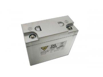 Lithium Yttrium - LiFePO4/LiFeYPO4 akumulátor 12V, 20Ah