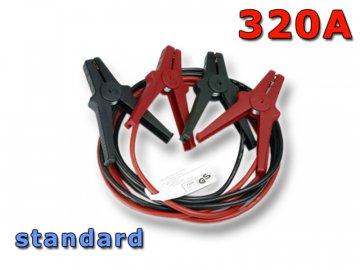Startovací kabely GYS STANDARD, 320A, 16mm, 3.0m
