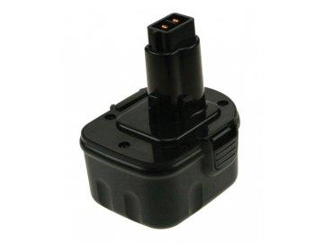 Baterie do AKU nářadí Dewalt 2802K/2812B/2812K/2832K/2852B/2861K-2/2872B/2872K-2/2872KQ/2898B, 3000mAh, 12V, PTH0038A