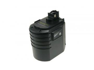 Baterie do AKU nářadí Bosch 0 611 260 539/11225VSR/11225VSRH/GBH 24 VRE/GBH 24VFR/GBH 24VRE, 3000mAh, 24V, PTH0084A