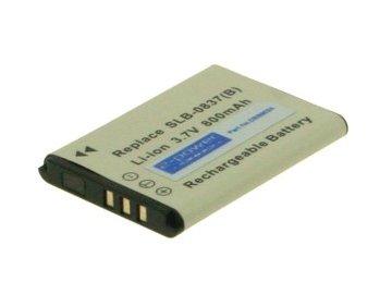 Baterie do fotoaparátu Vivitar T25, 1100mAh, 3.7V, DBI9910A