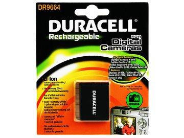 Baterie do fotoaparátu Fuji FinePix JX250/FinePix JX300/FinePix JX305/FinePix JX350/FinePix JX355/FinePix JX400/FinePix JX405/FinePix JZ300/FinePix JZ305/FinePix JZ500, 630mAh, 3.7V, DR9664, blistr