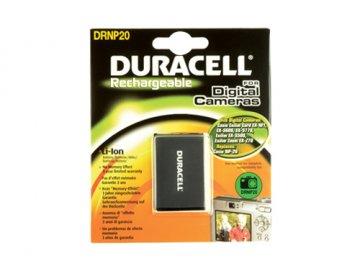 Baterie do fotoaparátu Casio Exilim Zoom EX-Z75BK/Exilim Zoom EX-Z75PK/Exilim Zoom EX-Z75SR/Exilim Zoom EX-Z77/Exilim Zoom EX-Z77SR/Exilim Zoom EX-Z8/Exilim Zoom EX-Z75BE/SV-AS10PP-S/SV-AV50PP-S, 700mAh, 3.7V, DRNP20, blistr