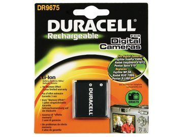 Baterie do fotoaparátu Fujifilm FinePix F20/FinePix F40fd, 1050mAh, 3.7V, DR9709, blistr