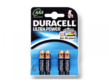 DURACELL Ultra článek 1.5V, AAA (MX2400)