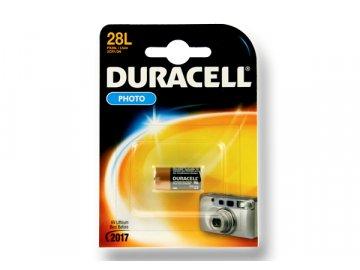 DURACELL Photo Lithium článek 6V, 2CR1/3N (PX28L)