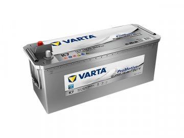 Autobatérie VARTA PROMOTIVE SILVER 145Ah, 800A, 12V, K7