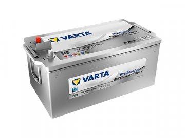 Autobatérie VARTA PROMOTIVE SILVER 225Ah, 1150A, 12V, N9