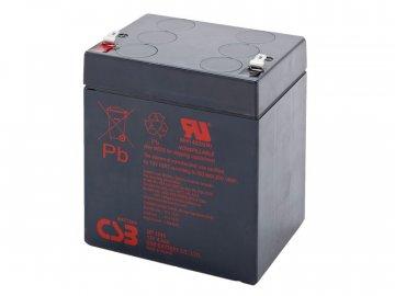 Batéria CSB GP1245 F1, 12V, 4,5Ah