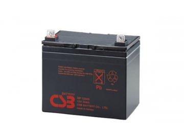 Batéria CSB GP12340, 12V, 34Ah