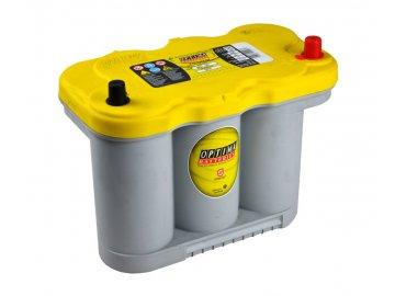Autobatéria Optima Yellow Top R 5.0, 66Ah, 12V (837-327)