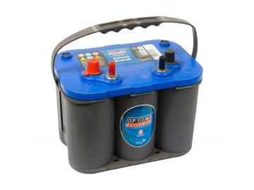 Autobatéria Optima Blue Top SLI-4.2, 50Ah, 12V (806-252)