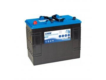 Trakčná batéria EXIDE DUAL 142Ah, 12V, ER650 (ER 650)