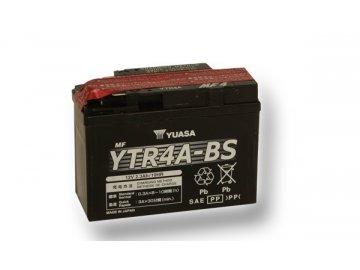 Motobatéria YUASA (originál) YTR4A-BS, 12V,  2,3Ah