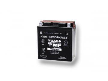 Motobatéria YUASA (originál) YTX20CH-BS, 12V,  18Ah