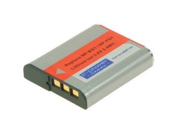Baterie do fotoaparátu Sony Cybershot t DSC-W120/t DSC-W120/P/t DSC-W120MDG/P/t DSC-W130/t DSC-W130/B/t DSC-W130/P/t DSC-W150/t DSC-W150/N/t DSC-W150/R/t DSC-W170, 950mAh, 3.6V, DBI9714A