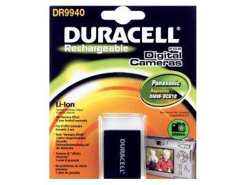 Baterie do fotoaparátu Panasonic Lumix DMC-ZS7A/Lumix DMC-ZS7K/Lumix DMC-ZS7R/Lumix DMC-ZS8/Lumix DMC-ZX1/Lumix DMC-ZX1A/Lumix DMC-ZX1EB-A/Lumix DMC-ZX1EB-K/Lumix DMC-ZX1EB-S/Lumix DMC-ZX1K, 850mAh, 3.7V, DR9940, blistr