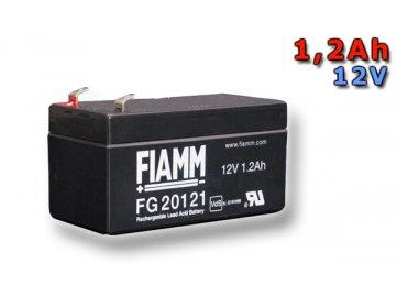 Olověný akumulátor Fiamm FG20121 1,2Ah 12V (VRLA)