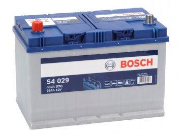 Autobatéria BOSCH S4 029, 95Ah, 12V (0 092 S40 290)