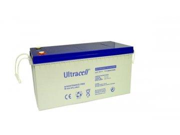Ultracell Trakčná batéria UCG200-12 (12V - 200Ah), VRLA-GEL