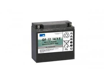 Batéria EXIDE SONNENSCHEIN GF 12 014 Y F, 12V, C5/14Ah, C20/15Ah