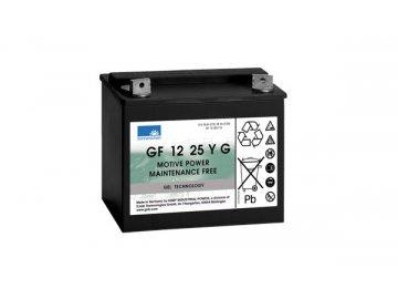 Batéria EXIDE SONNENSCHEIN GF 12 025 Y G, 12V, C5/25Ah, C20/28 Ah