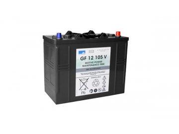 Batéria EXIDE SONNENSCHEIN GF 12 105 V, 12V, C5/105Ah, C20/120Ah