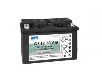 Batéria EXIDE SONNENSCHEIN GF 12 050 V G, 12V, C5/50Ah, C20/55Ah