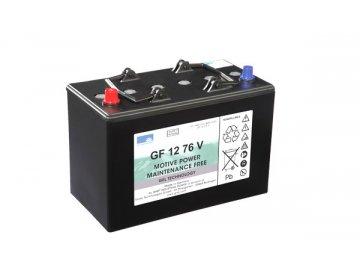 Batéria EXIDE SONNENSCHEIN GF 12 076 V, 12V, C5/76Ah, C20/86Ah