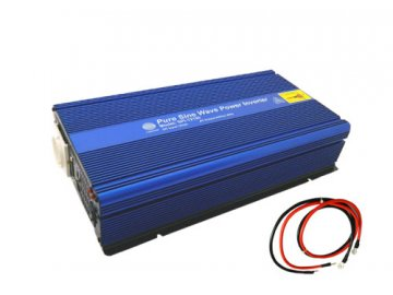 Měnič napětí FST SPI 12120, 1200W, DC12V / AC230V, čistá sinusoida
