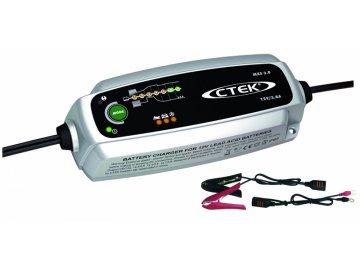 Nabíjačka CTEK MXS 3.8 pro autobaterie (12V, 0,8/3,8A, 1,2-75/120Ah)