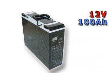 Staničná (záložná) batéria GOOWEI ENERGY OTR100-12, Front terminal, 100Ah, 12V