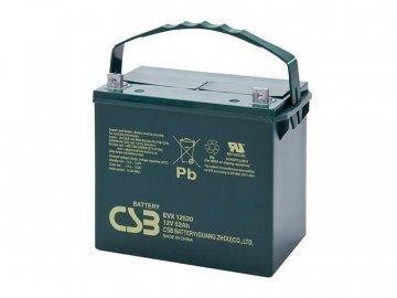 CSB Batéria EVX12520, 12V, 52Ah