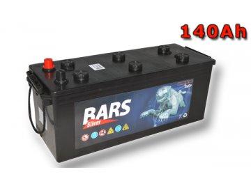 Autobatérie BARS 140Ah, 12V, 800A (513x189x223mm), bezúdržbový