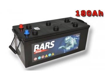 Autobatérie BARS 180Ah, 12V, 1000A (513x223x223mm), bezúdržbový