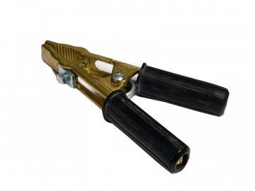 Kleště bateriové 500A, profi,černá