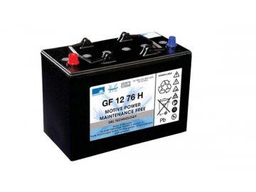 Batéria EXIDE SONNENSCHEIN GF 12 076 H, 12V, C5/76Ah, C20/86Ah
