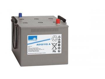 Batéria EXIDE SONNENSCHEIN A512/115 A, 12V, 115Ah