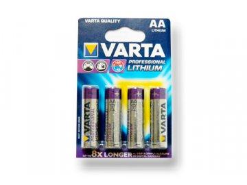 VARTA Lithium Professional článek 1.5V, AA (6106)